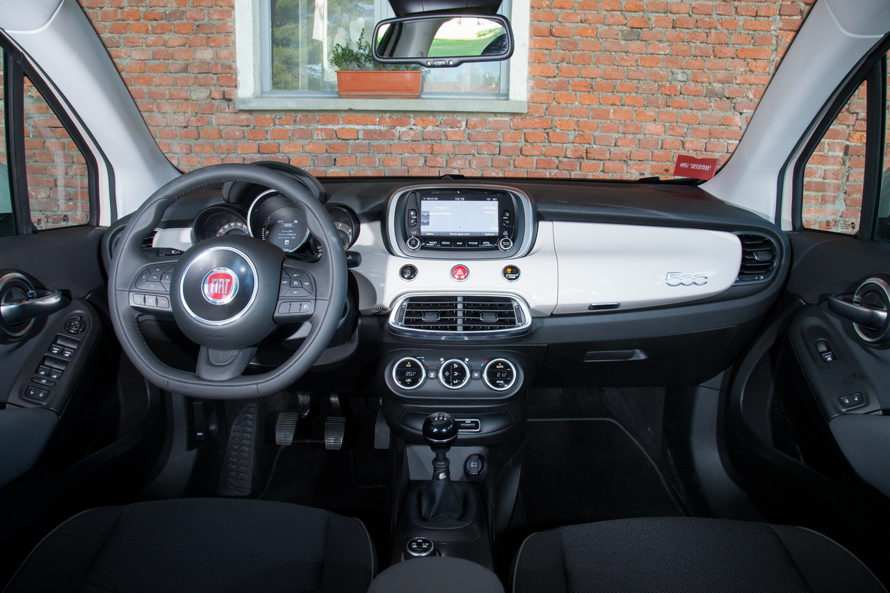 essai fiat 500x la fiat du renouveau 2014 photo 9 l 39 argus. Black Bedroom Furniture Sets. Home Design Ideas