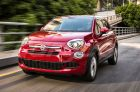 illustration Fiat 500X restylée rouge finition urban vue avant