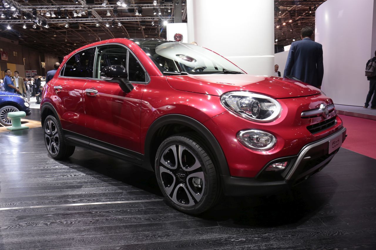 fiat 500x une bo te double embrayage dct associ e au diesel 120 ch l 39 argus. Black Bedroom Furniture Sets. Home Design Ideas