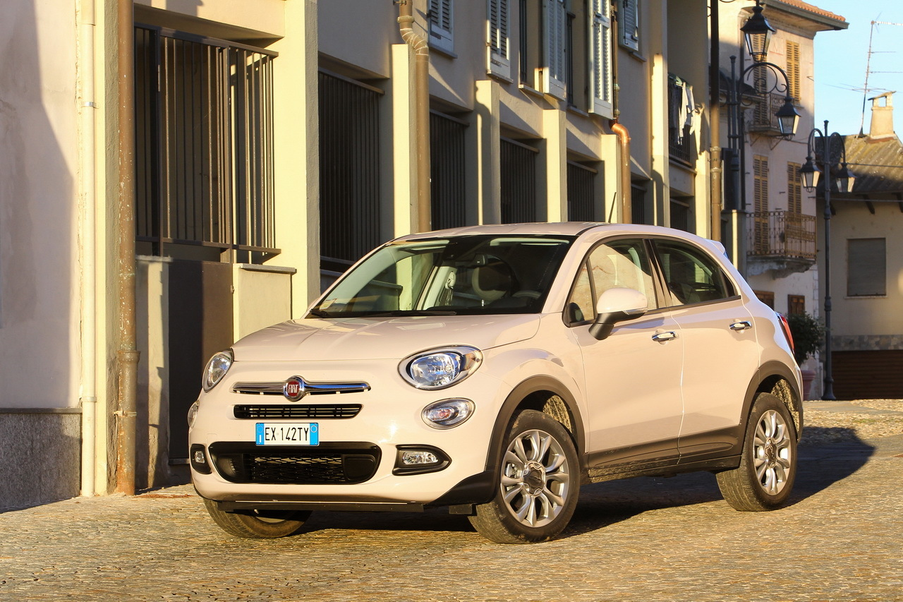 fiat 500x 95 ch un petit diesel pour affronter le. Black Bedroom Furniture Sets. Home Design Ideas