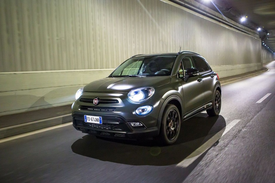 fiat 500x nouvelle s rie sp ciale s design photo 2 l 39 argus. Black Bedroom Furniture Sets. Home Design Ideas