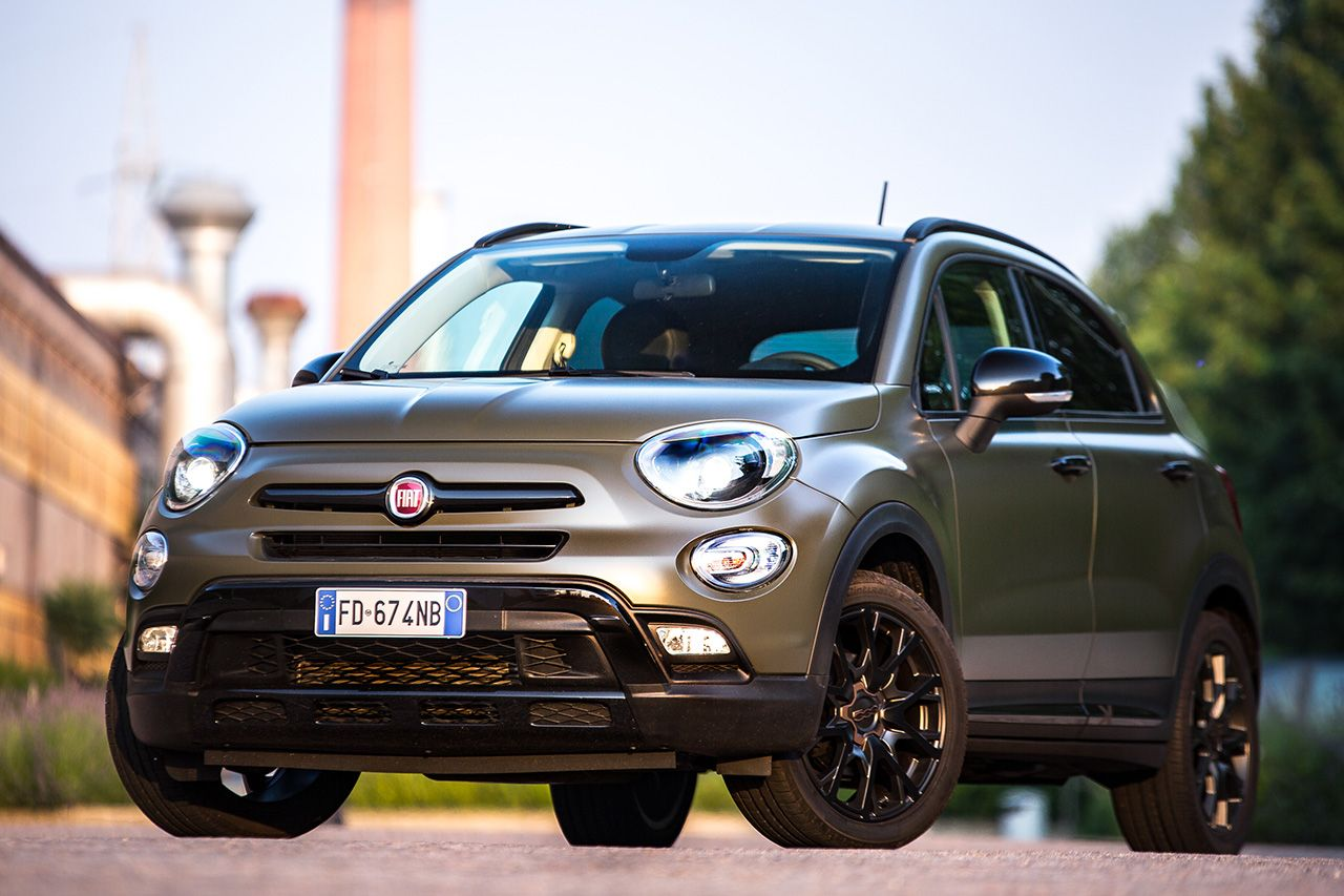 fiat 500x nouvelle s rie sp ciale s design photo 9 l 39 argus. Black Bedroom Furniture Sets. Home Design Ideas