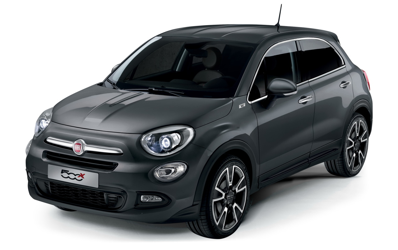 fiat 500x prix de la s rie limit e 500x urban rock photo 1 l 39 argus. Black Bedroom Furniture Sets. Home Design Ideas