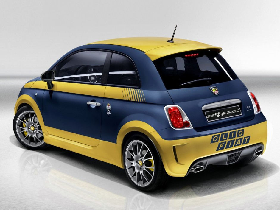 le top 50 des fiat 500 insolites fiat abarth 695 fuori serie l 39 argus. Black Bedroom Furniture Sets. Home Design Ideas