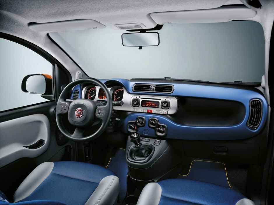 fiat panda k way une s rie sp ciale color e 12 990 photo 4 l 39 argus. Black Bedroom Furniture Sets. Home Design Ideas