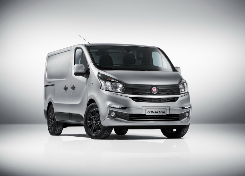 fiat talento 2016 le renault trafic la sauce italienne l 39 argus. Black Bedroom Furniture Sets. Home Design Ideas