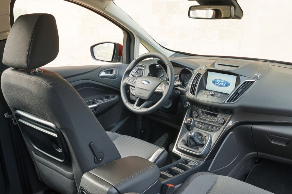 essai ford c max 2015 au volant du nouveau c max restyl photo 9 l 39 argus. Black Bedroom Furniture Sets. Home Design Ideas