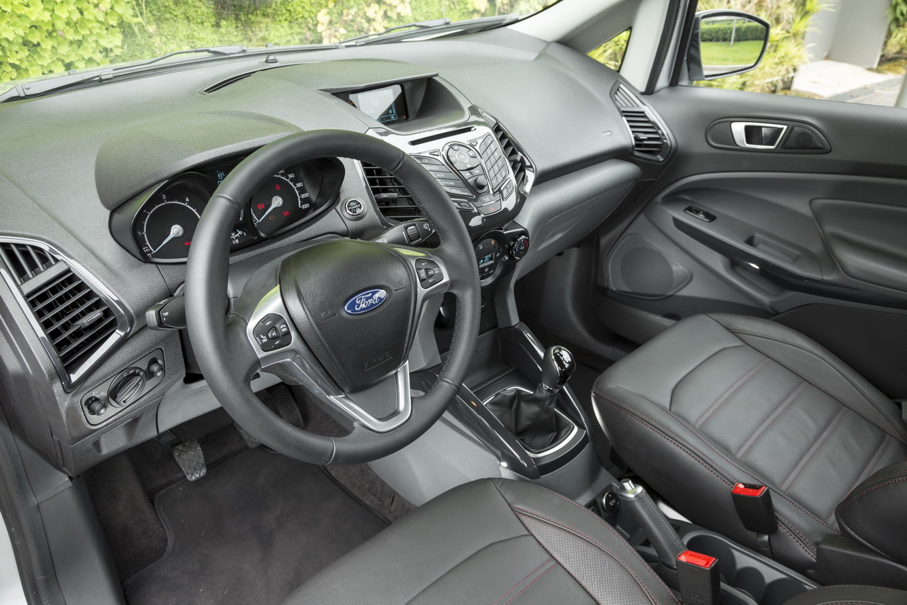 ford ecosport 1 0 ecoboost 140 nouveau moteur essence en avril 2016 photo 4 l 39 argus. Black Bedroom Furniture Sets. Home Design Ideas