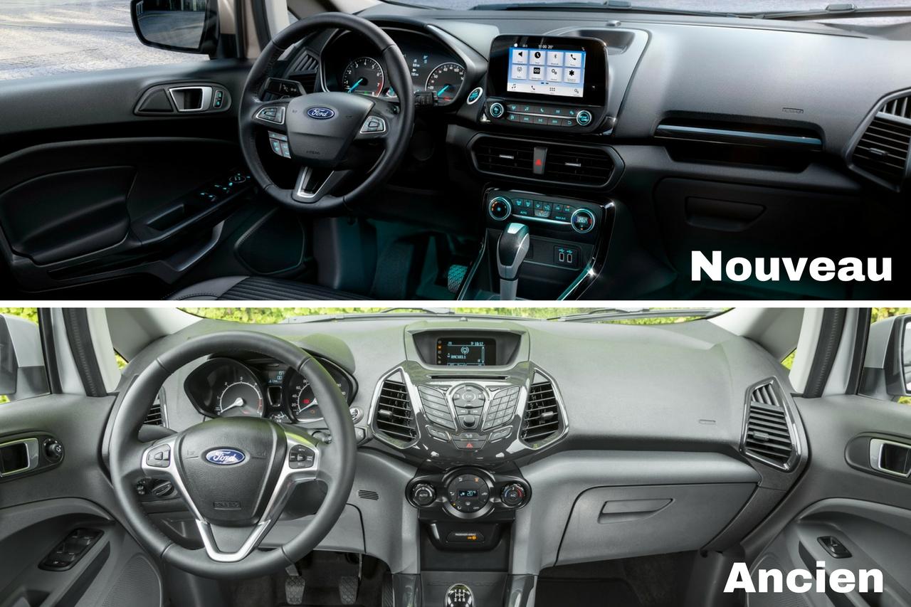 Nouveau Qashqai 2018 >> Ford Ecosport 2017 : nouveau diesel, 4x4 et version ST ...
