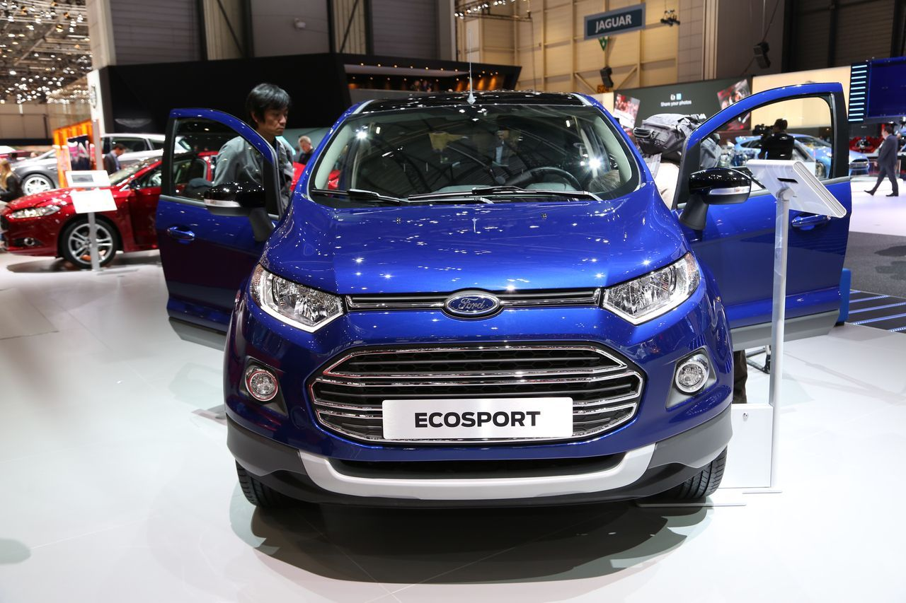 ford ecosport s 2015 nouvelle version au look sport l 39 argus. Black Bedroom Furniture Sets. Home Design Ideas