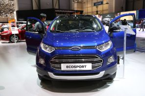 Ford EcoSport S 2015