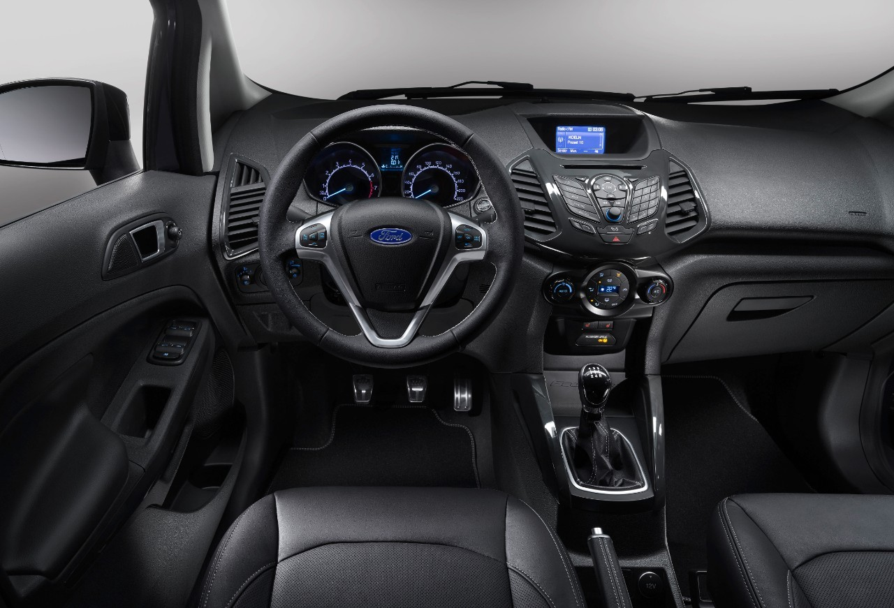 ford ecosport s 2015 nouvelle version au look sport photo 4 l 39 argus. Black Bedroom Furniture Sets. Home Design Ideas