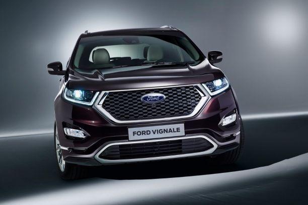 Prix Ford Edge Vignale Les Tarifs Du Suv De Luxe De Ford