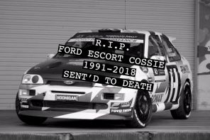 ford escort cosworth ken block