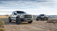 Ford F-150 Raptor SuperCrew : le plus méchant des F-150 à Détroit