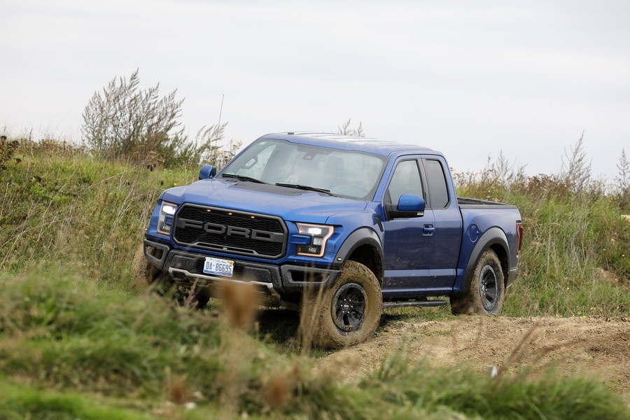essai ford f 150 raptor le dinosaure venu d 39 am rique photo 25 l 39 argus. Black Bedroom Furniture Sets. Home Design Ideas