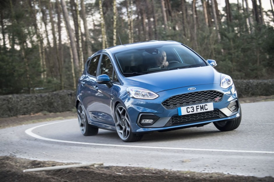 a bord de la nouvelle ford fiesta st 2018 photo 26 l 39 argus. Black Bedroom Furniture Sets. Home Design Ideas