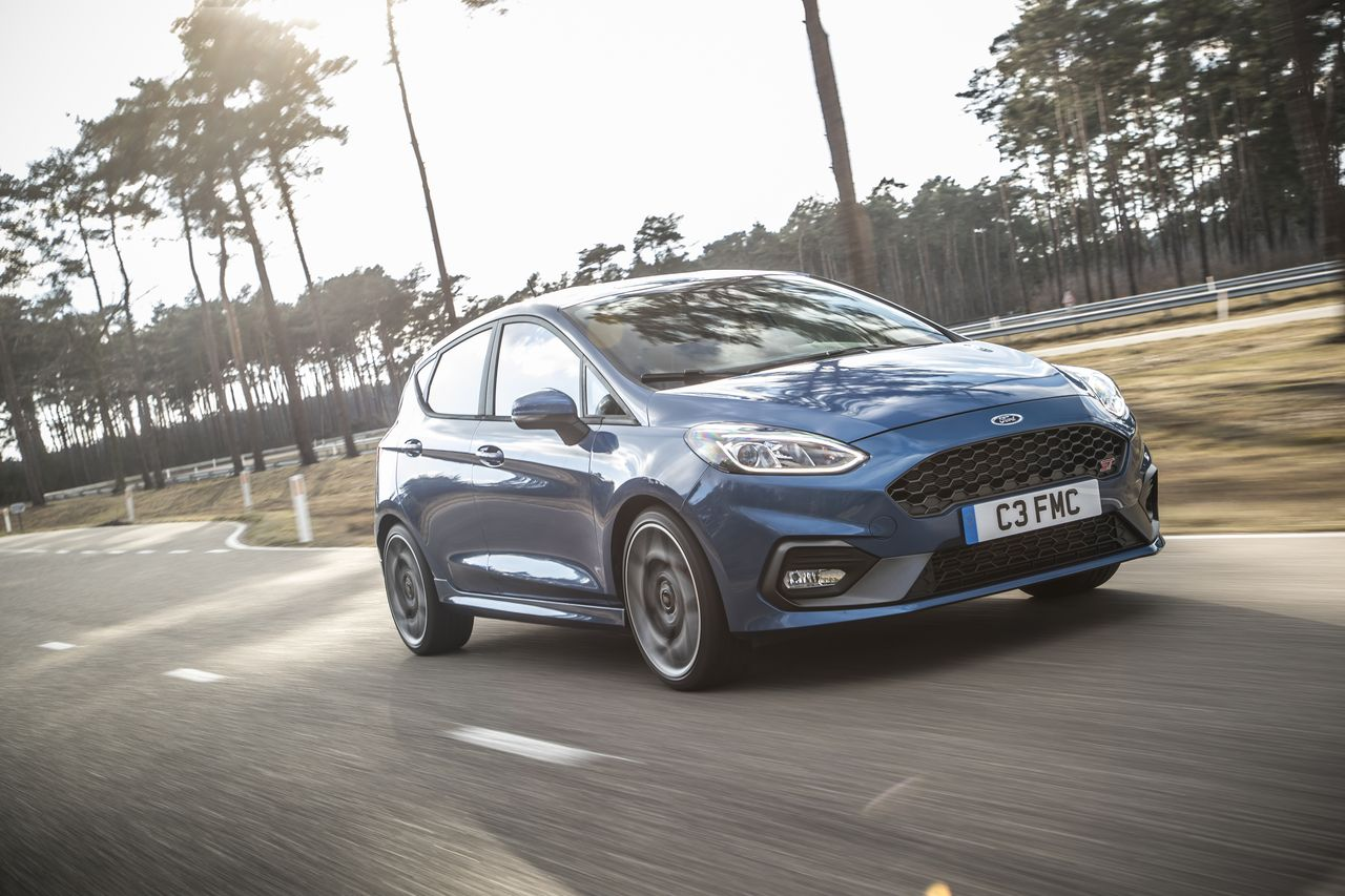 a bord de la nouvelle ford fiesta st 2018 photo 31 l 39 argus. Black Bedroom Furniture Sets. Home Design Ideas