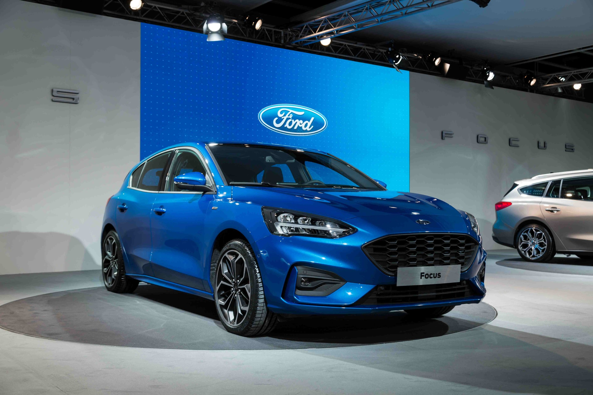 ford focus 4 2018 a bord de la nouvelle focus en vid o photo 7 l 39 argus. Black Bedroom Furniture Sets. Home Design Ideas