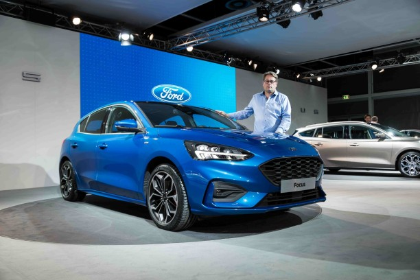 ford focus 4 2018 a bord de la nouvelle focus en vid o l 39 argus. Black Bedroom Furniture Sets. Home Design Ideas