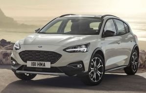 Ford Focus Active 2018 avant