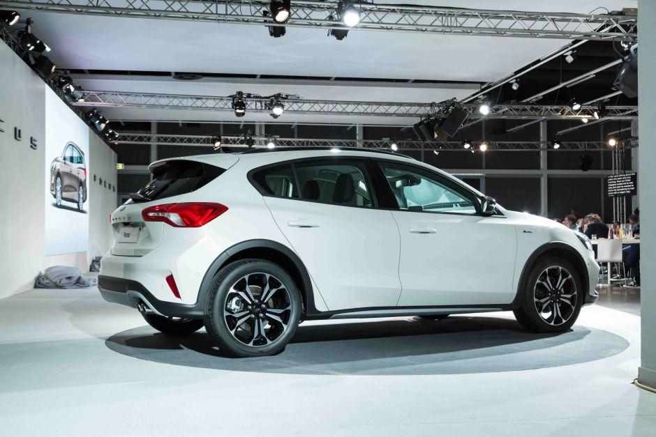 Ford Focus 4 2018 A Bord De La Nouvelle Focus En Vid 233 O