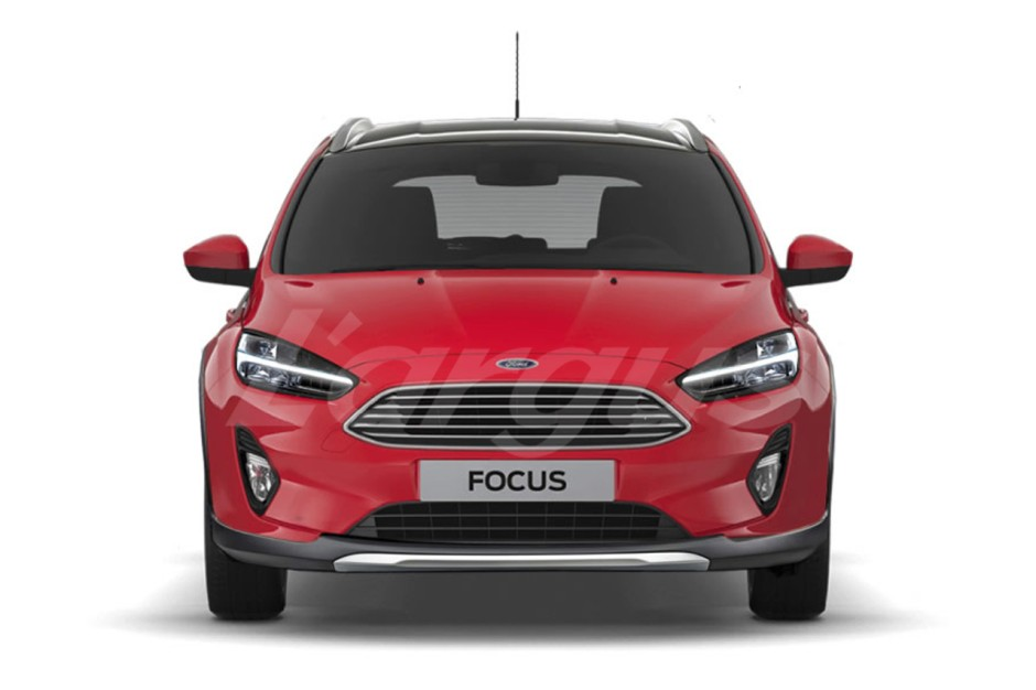 ford focus 4 2018 une version suv au programme photo 2 l 39 argus. Black Bedroom Furniture Sets. Home Design Ideas