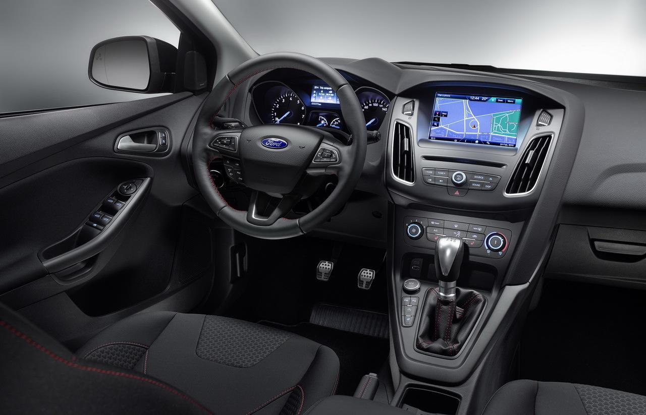 Ford Focus Red Edition Et Black Edition La Focus Voit