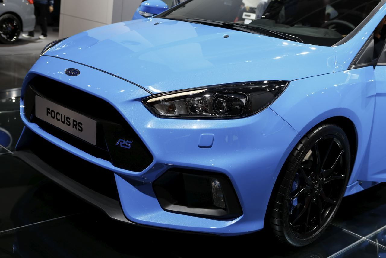 ford focus rs 2016 le 0 100 km h en vid o l 39 argus. Black Bedroom Furniture Sets. Home Design Ideas