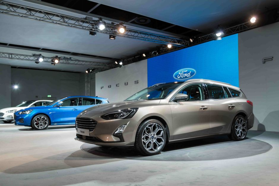 ford focus 4 2018 a bord de la nouvelle focus en vid o photo 45 l 39 argus. Black Bedroom Furniture Sets. Home Design Ideas