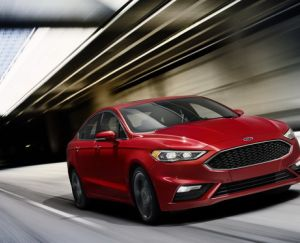 ford fusion arret production