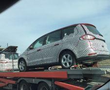 Scoop : le Ford Galaxy 2015 débusqué !