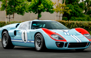 ford gt 40 le mans 66