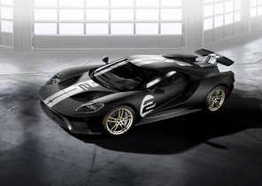 Ford GT Heritage Edition 66 : encore plus exclusive