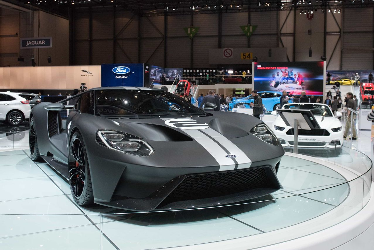 Top 20 des voitures les plus puissantes du salon de gen ve for Salon automobile de geneve 2017