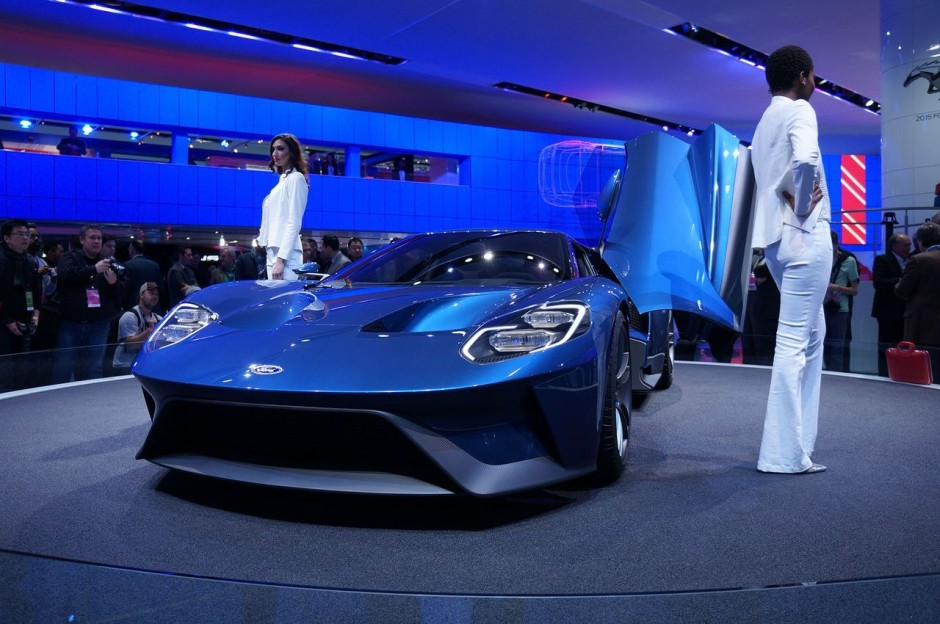 nouvelle ford gt une supercar pr vue pour 2016 photo 4 l 39 argus. Black Bedroom Furniture Sets. Home Design Ideas