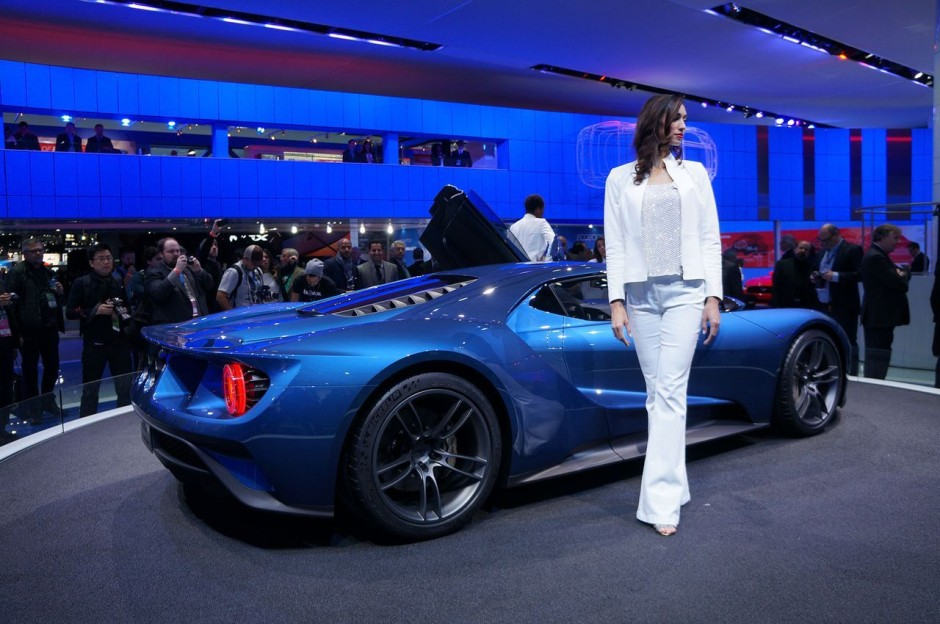 nouvelle ford gt une supercar pr vue pour 2016 photo 15 l 39 argus. Black Bedroom Furniture Sets. Home Design Ideas