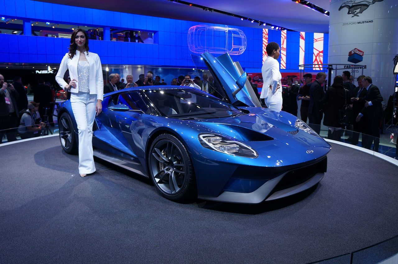 nouvelle ford gt une supercar pr vue pour 2016 photo 19 l 39 argus. Black Bedroom Furniture Sets. Home Design Ideas