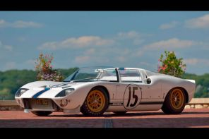 ford gt40 roadster le mans