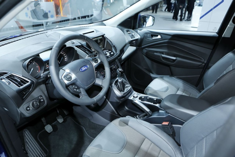 ford kuga 2016 nouveau syst me multim dia sync 2 photo On interieur ford kuga