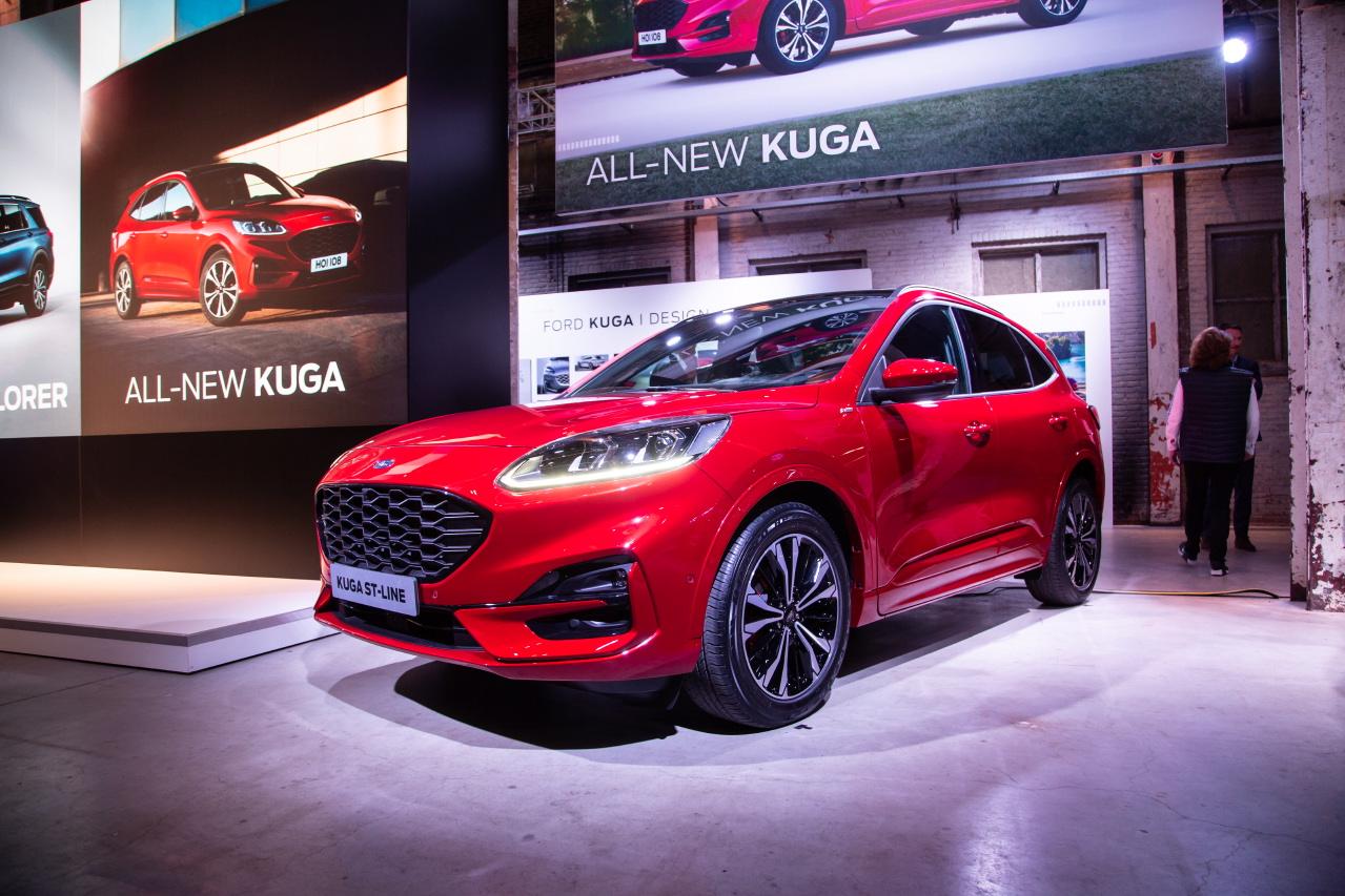 Prix Ford Kuga (2020) : le nouveau SUV à partir de 27 000