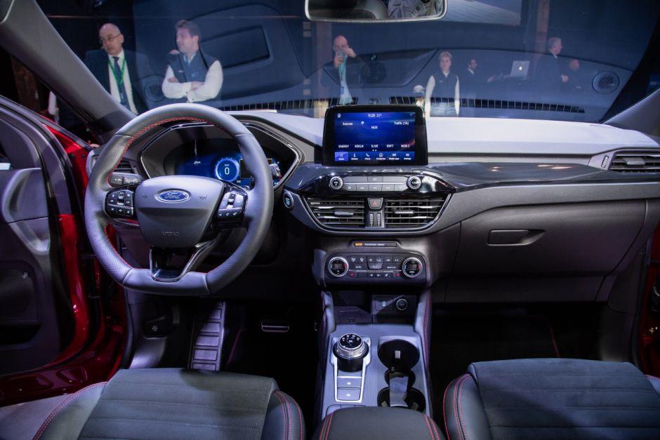 Ford Kuga 2020 : L'argus à bord du nouveau Kuga 3 - Photo ...