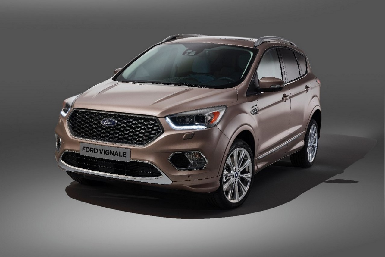 ford kuga vignale il arrive en septembre l 39 argus. Black Bedroom Furniture Sets. Home Design Ideas