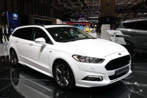 ford mondeo sw hybride 2019