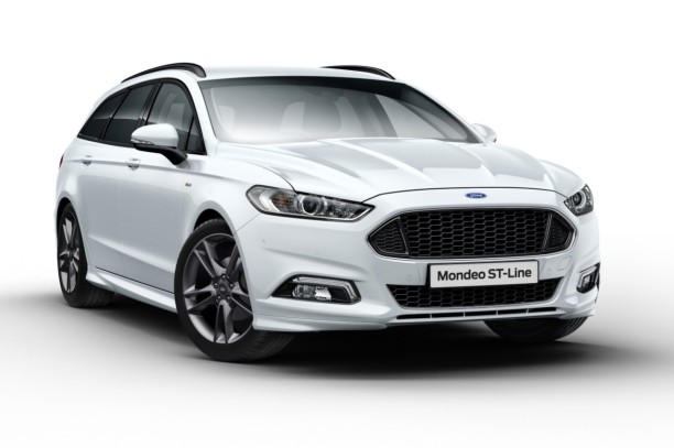 ford mondeo st line ford dynamise aussi la ligne de la mondeo l 39 argus. Black Bedroom Furniture Sets. Home Design Ideas