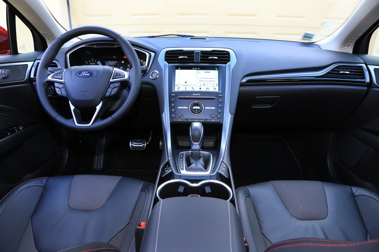 essai ford mondeo sw 2017 notre avis sur le tdci 180 powershift 4x4 photo 15 l 39 argus. Black Bedroom Furniture Sets. Home Design Ideas