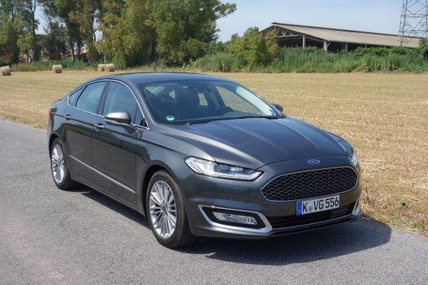 Essai Ford Mondeo Vignale Tdci 210 2015 Lutte De