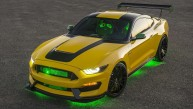 Ford Mustang Ole Yeller : du tuning pour la bonne cause