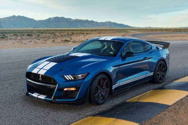 Ford Mustang : 760 ch pour la nouvelle Shelby GT500