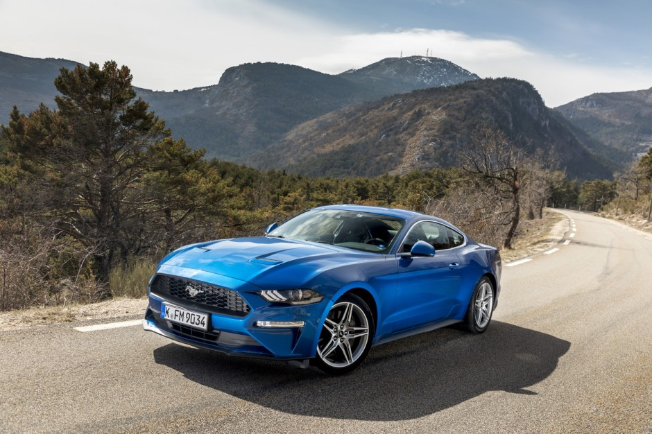 essai ford mustang 2018 notre avis sur les mustang ecoboost et v8 gt photo 3 l 39 argus. Black Bedroom Furniture Sets. Home Design Ideas